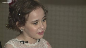 9-year-old Valley burn survivor is finally going home