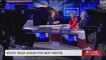Countdown to Phoenix vote for mayor: The drama, the money and more