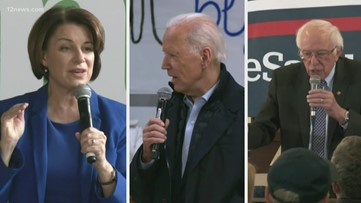 Phoenix will host Democratic presidential debate 2 days before March primary