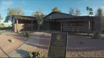 Everywhere A to Z: Hollywood history sits in Mesa