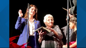 Tucson's first Latina mayor sworn in