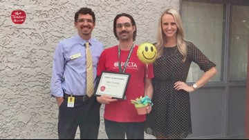 A+ Teacher of the Week: An amazing teacher from Emerson Elementary