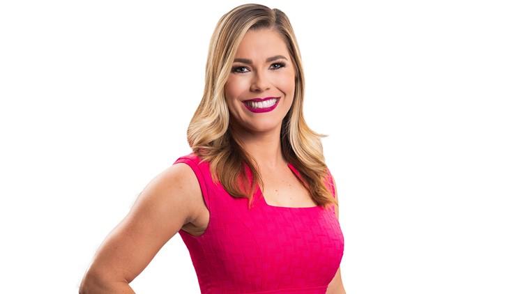 Rachel Cole - Anchor/reporter