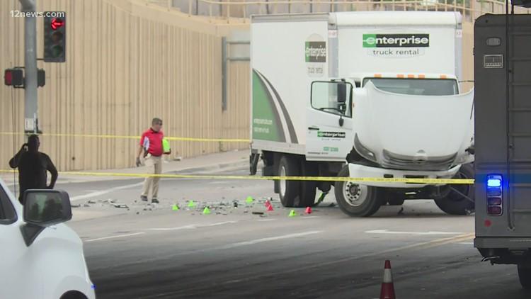 Los documentos judiciales revelan que el sospechoso conducía a casi 125 mph antes del accidente cerca de la I-17 y Greenway Road