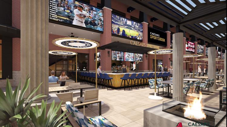 Designs revealed for new sports betting bar coming to downtown Phoenix