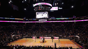 Phoenix Suns reveal updates to Talking Stick Resort Arena