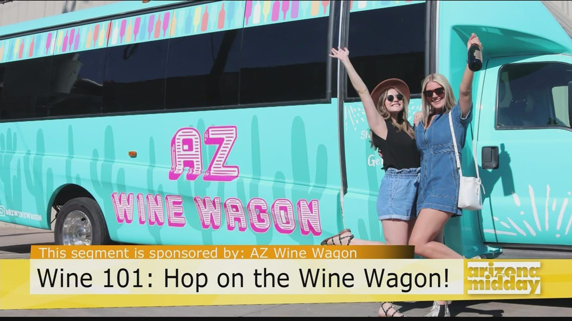 Hit the Road Safely with AZ Wine Wagon