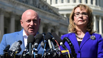 'People have a right to affordable health care': Mark Kelly says in 1st live interview