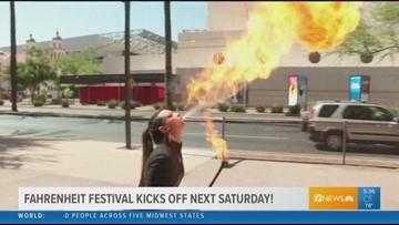 Inaugural Scottsdale Fahrenheit Festival preview