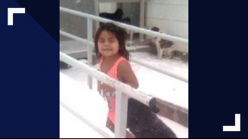 Body found in creek believed to be missing Navajo Nation girl, police say