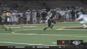 Saguaro sails past Cactus 69-6