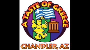Chandler Greek Festival Giveaway