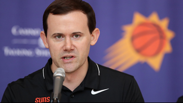 Phoenix Suns fire GM Ryan McDonough