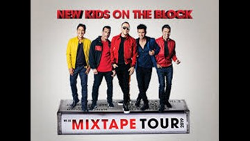 Two Tickets to New Kids On the Block Giveaway