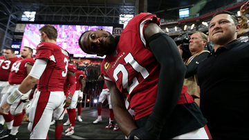 Patrick Peterson reportedly requests trade, Steve Wilks says it won't happen