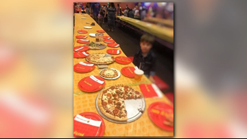'Big kiss!': Tucson boy thankful for birthday wishes after party guests are no-shows