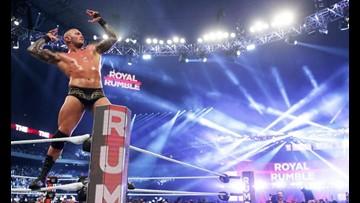 WWE Royal Rumble Giveaway