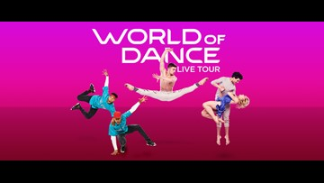 World of Dance Live Tour Giveaway