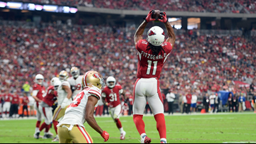 Cardinals score 15 unanswered points in the 4th to beat 49ers 18-15