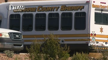 Graham County detention officer fired for alleged sexual misconduct