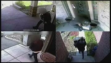 Valley police sounding the alarm over porch pirates