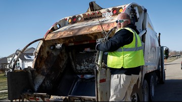 Phoenix City Council OKs rate hike for garbage collection