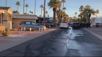 Woman killed in early morning fire in Mesa