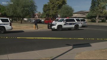 Infant pulled from bathtub at Phoenix home