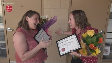 A+ Teacher of the Week: A pair of awesome educators from the Cave Creek Unified School District