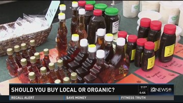 Should you buy local or organic?