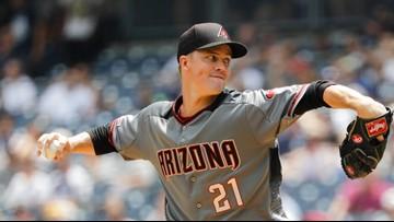 Arizona Diamondbacks trade Zack Greinke to Houston Astros