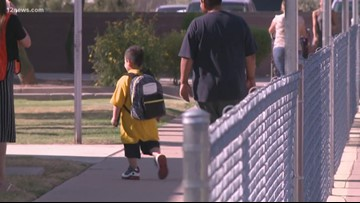 Keeping students safe in the extreme heat
