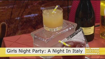 Take A Girls Trip To Italy Without Leaving The Valley!