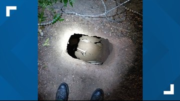125th cross-border tunnel discovered in Nogales, 2nd in less than a week