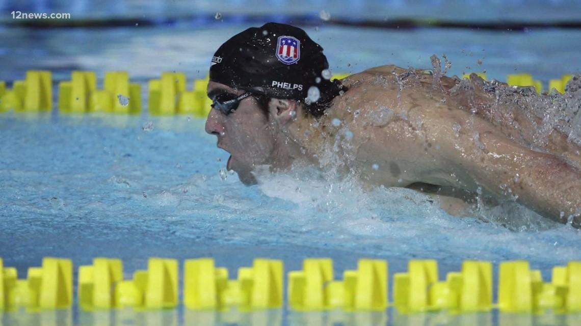 Michael Phelps raises awareness about mental health