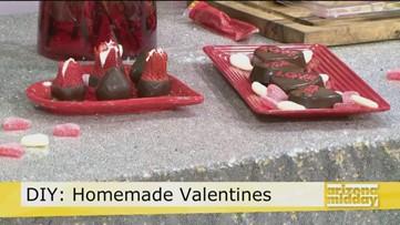 Homemade Valentine's Day Treats!