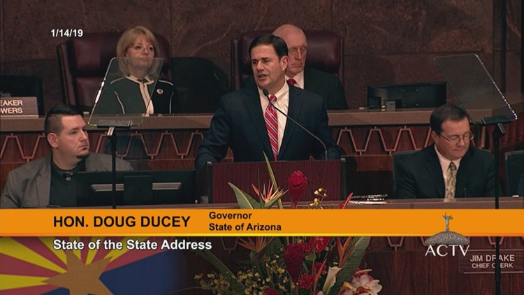 5 ways Ducey would spend your money