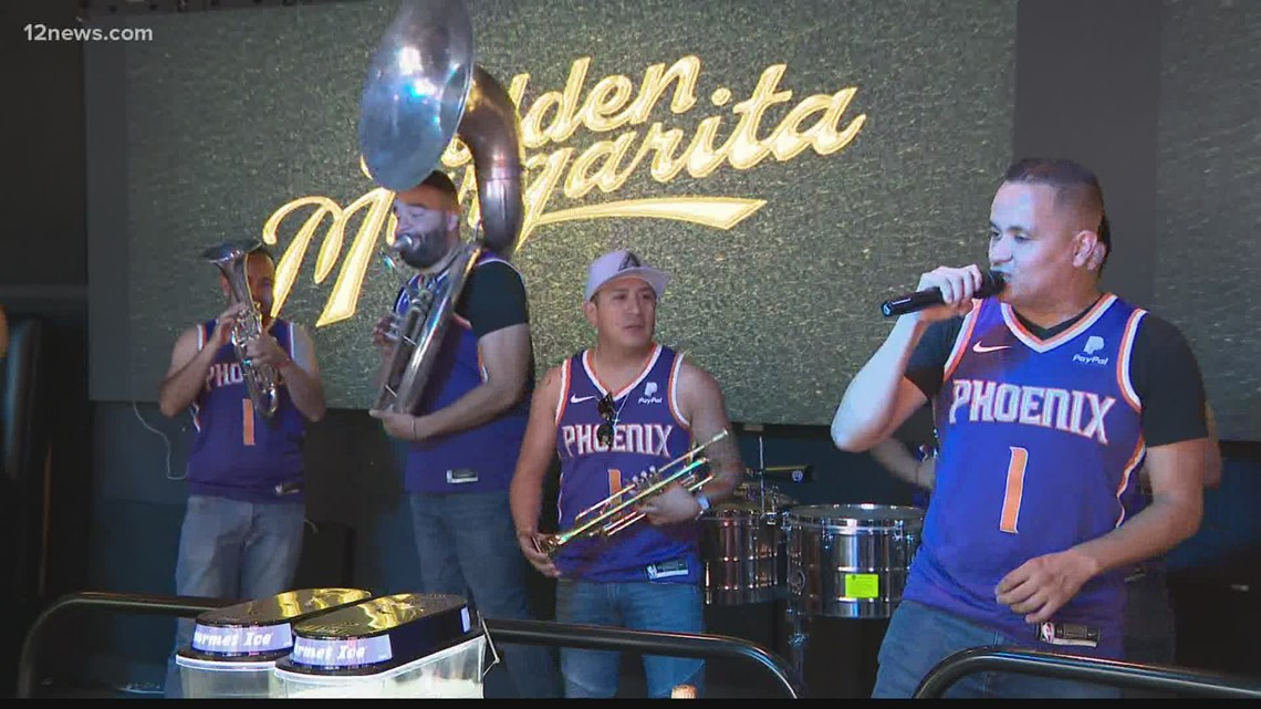 Phoenix Suns are the first NBA team to have a Mexican Corrido