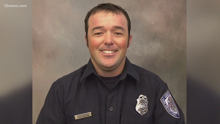 Goodyear firefighter who died of occupational cancer honored with Mt. Everest hike