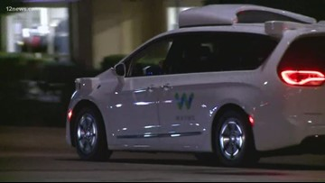 Waymo cars going completely driverless