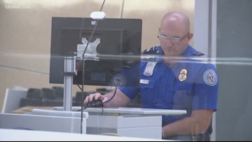 TSA agents to help with the immigration crisis at the southwest border