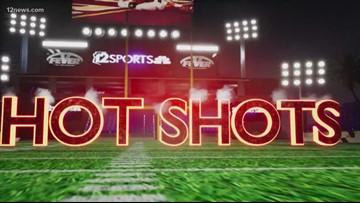 Hot Shots: Second Round of Playoffs