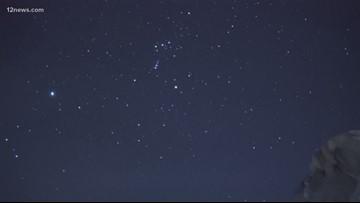 Enero nos trae uno de los mejores espectáculos astronómicos del año