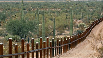 Groups tries to stop Trump's border-wall efforts in Arizona