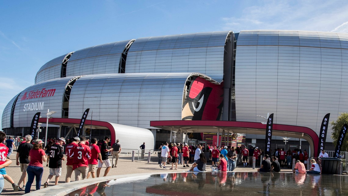 Arizona Cardinals hosting blood drive at State Farm Stadium to meet critical need