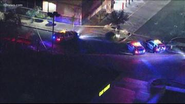 Teen suspect injured in police shooting