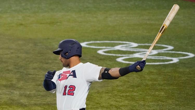 Former Basha HS star Jamie Westbrook, Team USA baseball advance to gold medal game after win over South Korea