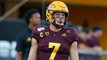 ASU's Ethan Long returns to family farm