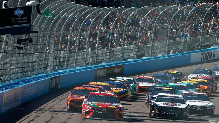 ISM Raceway will host NASCAR championship race in 2020