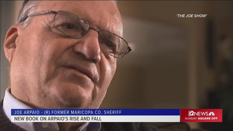 'Driving While Brown': New book on Latinos vs Arpaio